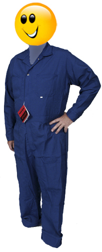 1744,Nomex IIIA Coverall for workers NOMEX III A Flame resistant