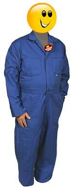 1764T, Nomex IIIA Coverall for worker,Nomex IIIa Flame resistant