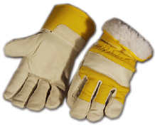 892 Full grain cowhide leather  Price and purchase by dozen, One piece pawn, 1st quality glove